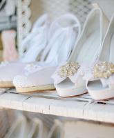 حذاء الزفاف .. كيف أختار ما يناسبني
